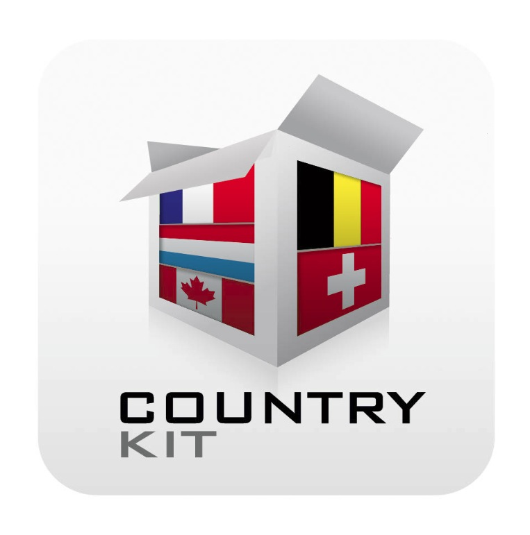 Mensura GENIUS Country kit